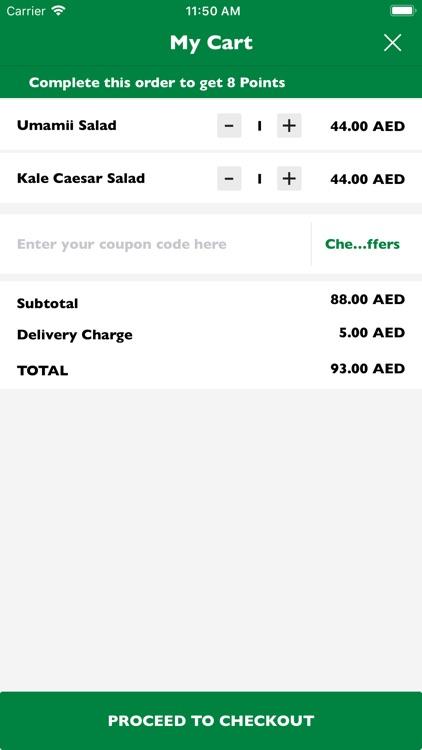 Freshii Dubai screenshot-4