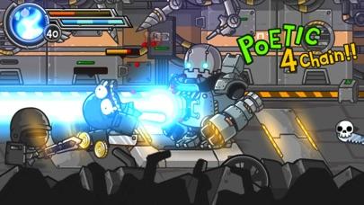 Screenshot from Wonder Blade