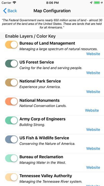 US Public Lands screenshot-3