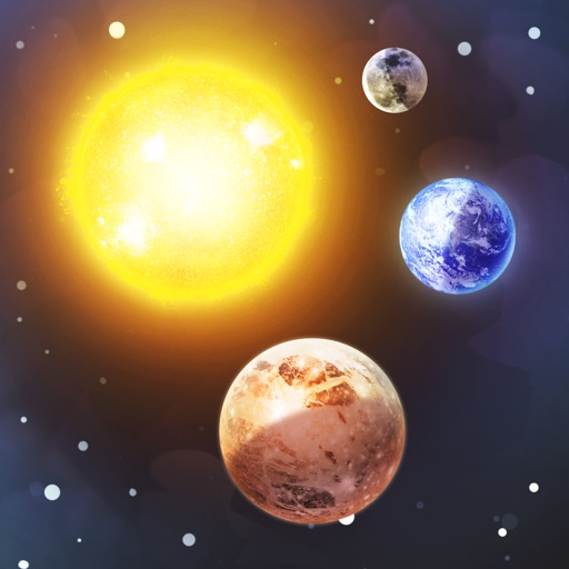 3D Solar System - Planets by Education Terra