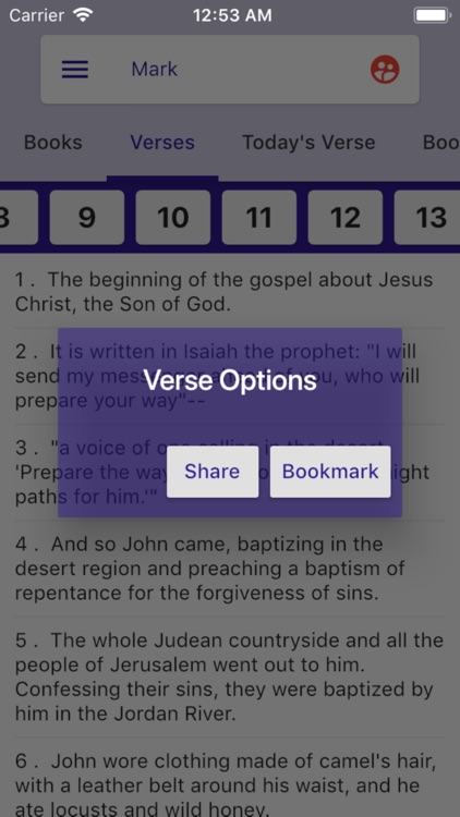 Holy Bible NIV screenshot-6