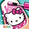 Hello Kitty 美甲沙龙
