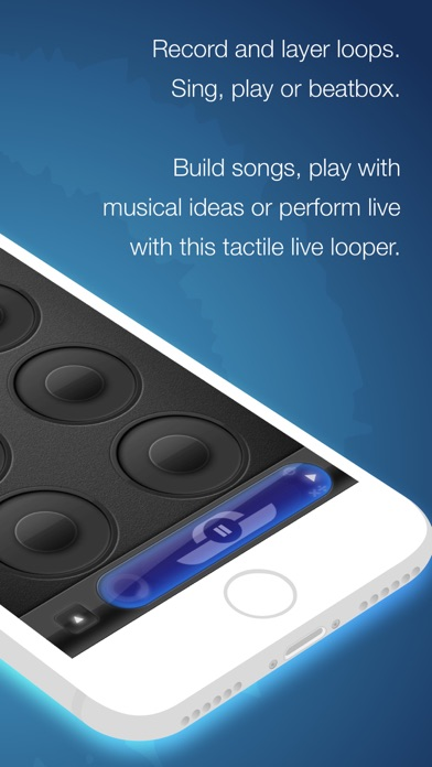 Screenshot for Loopy HD - Looper in Chile App Store