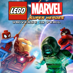 Ícone do app LEGO® Marvel Super Heroes