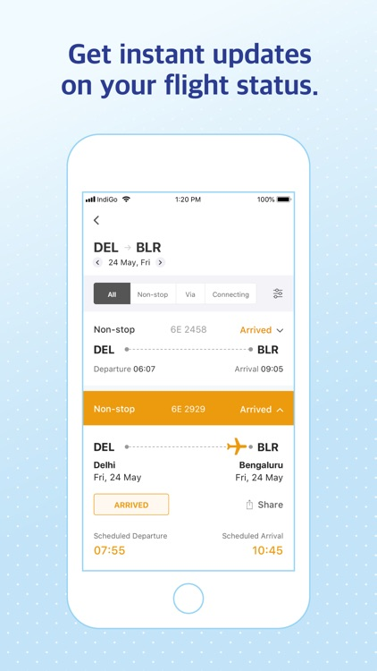 IndiGo | Flight Booking App screenshot-5