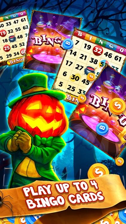 Halloween Bingo Party Games