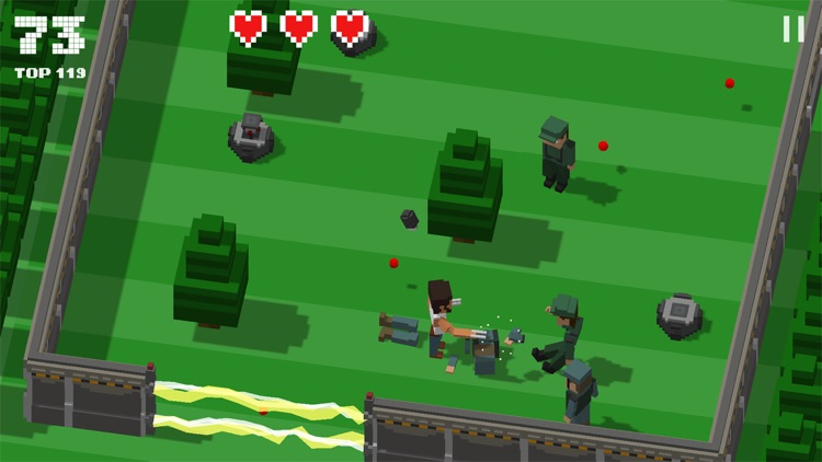 Crossy Heroes: Smashy Avengers screenshot-3