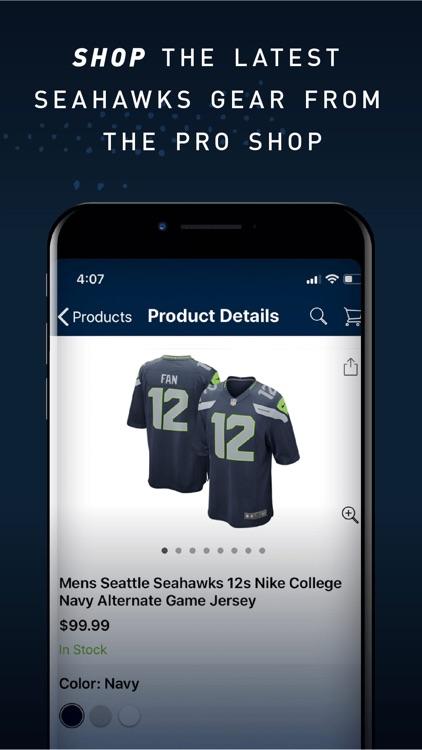 Seattle Seahawks screenshot-4