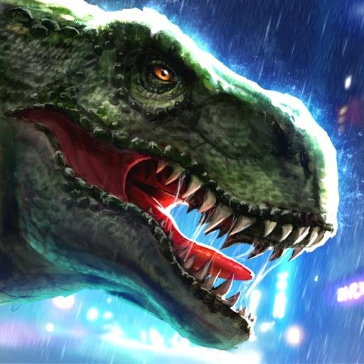Dino Crash 3D - Raptor