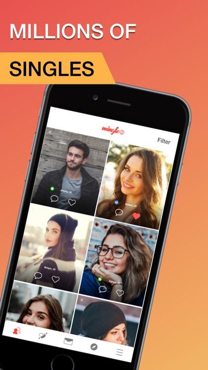 Mingle2 - Dating & Meet People screenshot-0