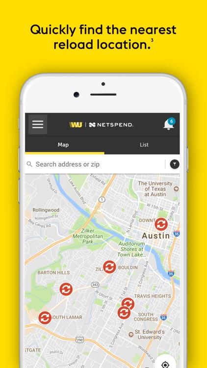 Western Union Netspend Prepaid screenshot-3