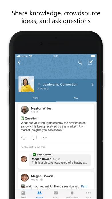 Baixar Yammer para Android