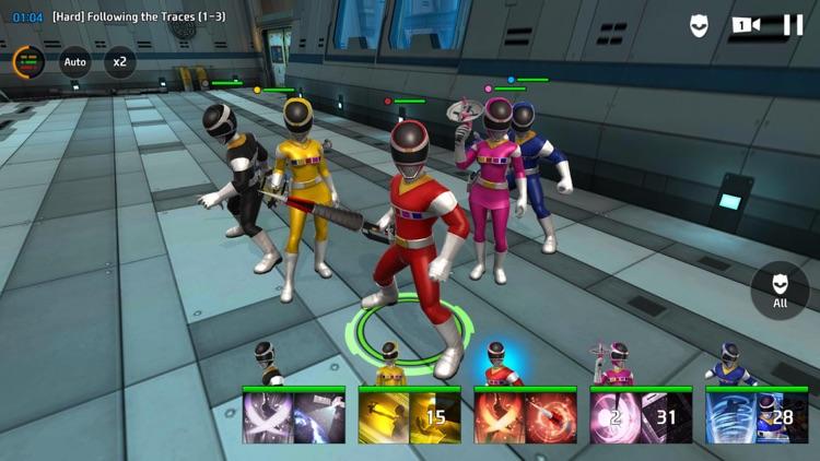 Power Rangers: All Stars screenshot-7