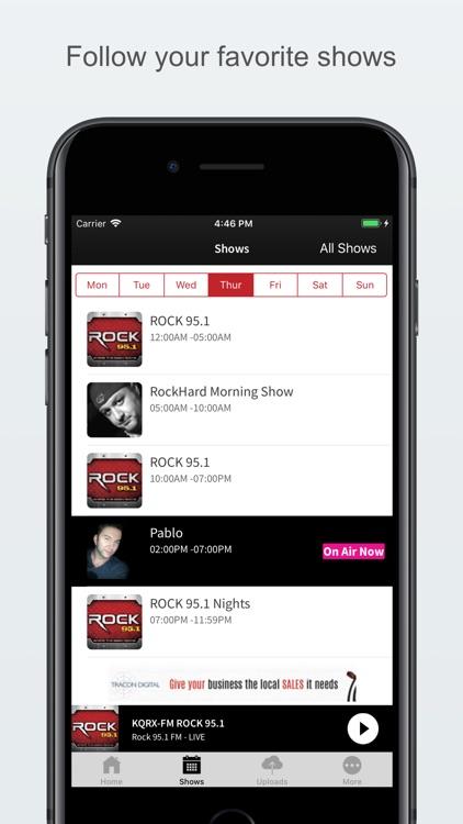 KQRX-FM ROCK 95.1