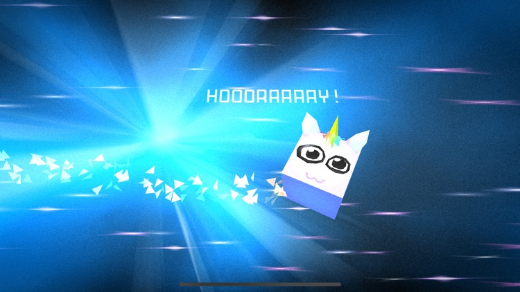 Space Unicorn: 3D Adventure screenshot-0
