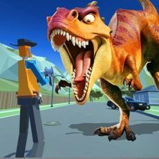 Activities of Dinosaur City Battle