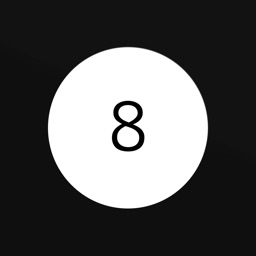 Modern Magic 8 Ball