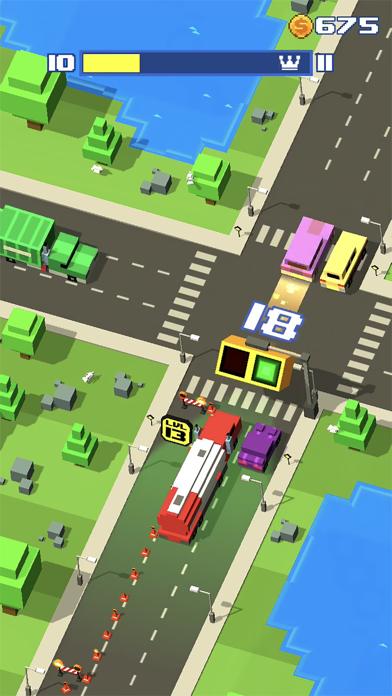 Crossy Crash screenshot one