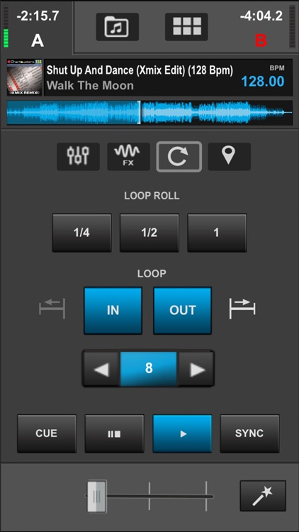 VirtualDJ Remote screenshot-2