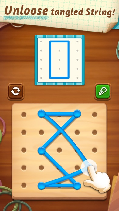Line Puzzle: Color String Art screenshot 4