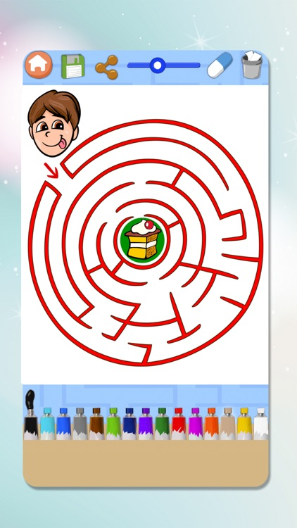 Classic Mazes - Find the Exit screenshot-3