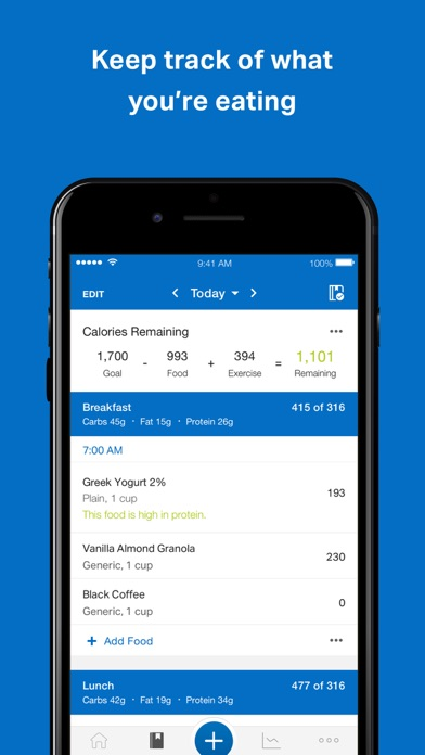 Screenshot for MyFitnessPal in Poland App Store