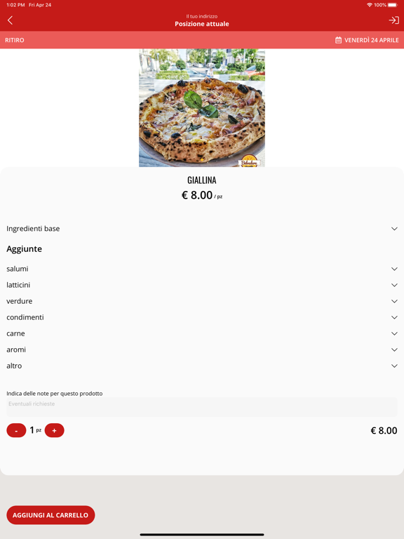 Pizzeria Belvedere screenshot 10