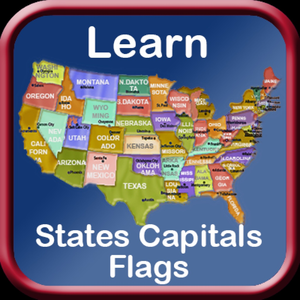 United States Map Quiz Game App Data & Review - Education ...
