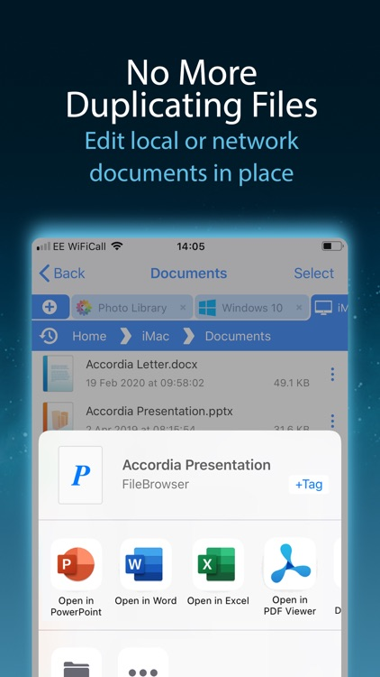 FileBrowser - Document Manager screenshot-4