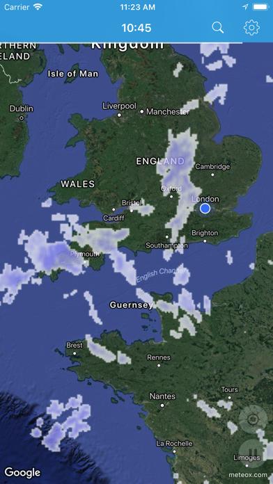Rainy Days Rain Radar screenshot four