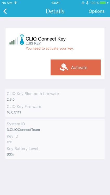 CLIQ Connect screenshot-3