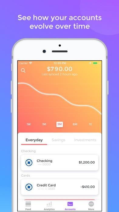 Emma - Expense Tracker Screenshot
