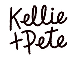 Kellie and Pete Sticker Pack