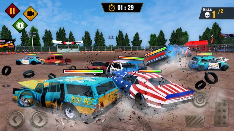 Demolition Derby 2019 screenshot-5