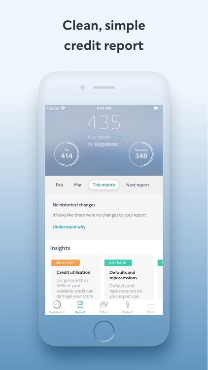 ClearScore – Credit Check