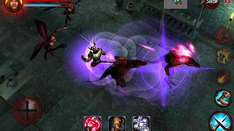 Dungeon and Demons Offline RPG screenshot-3