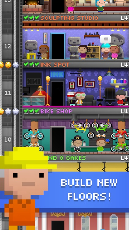 Tiny Tower screenshot-0