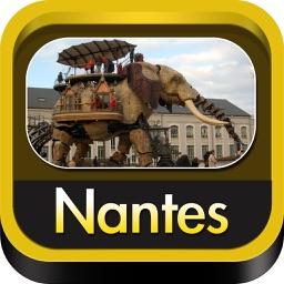 Nantes Offline Map City Guide
