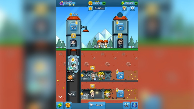 Idle Miner Tycoon: Cash Empire screenshot-7