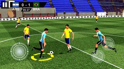 العاب كرة القدم 2020 حقيقةلقطة شاشة2