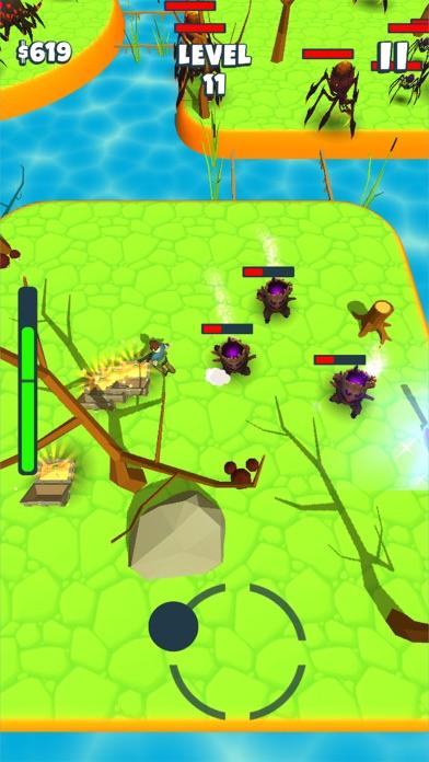 Bug Raid screenshot 1