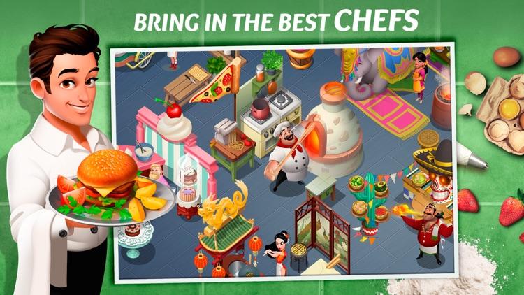 Tasty Town - Restaurant game screenshot-3