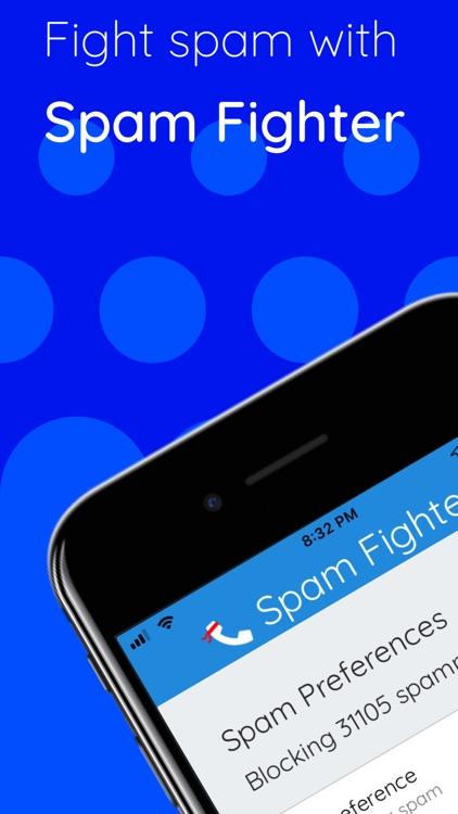 Spam Fighter: Block spam calls