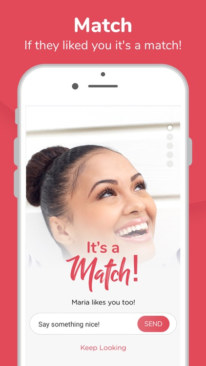 Chispa - Look. Match. Chat.