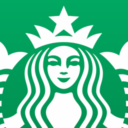 Ícone do app Starbucks