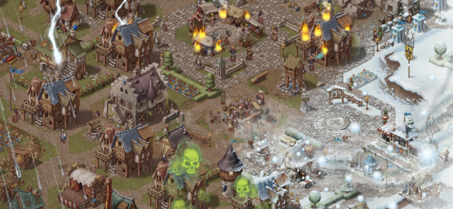 ‎Townsmen Screenshot