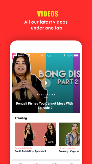 iDiva - Beauty & Wedding tips Screenshot