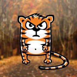 Tiger Emojis
