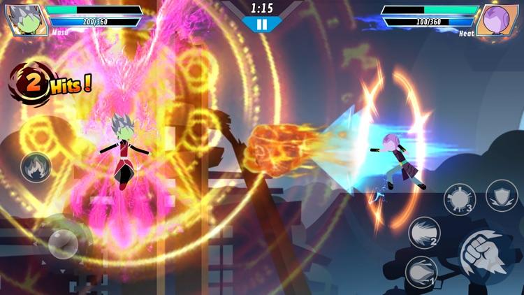 Stick Shadow Fighter screenshot-4