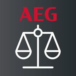 AEG Kitchen Scale
